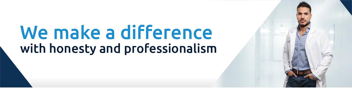 Marcamos la diferencia con honestidad y profesionalismo   CECM Colombia - Dr. Álvaro Hernán Rodriguez