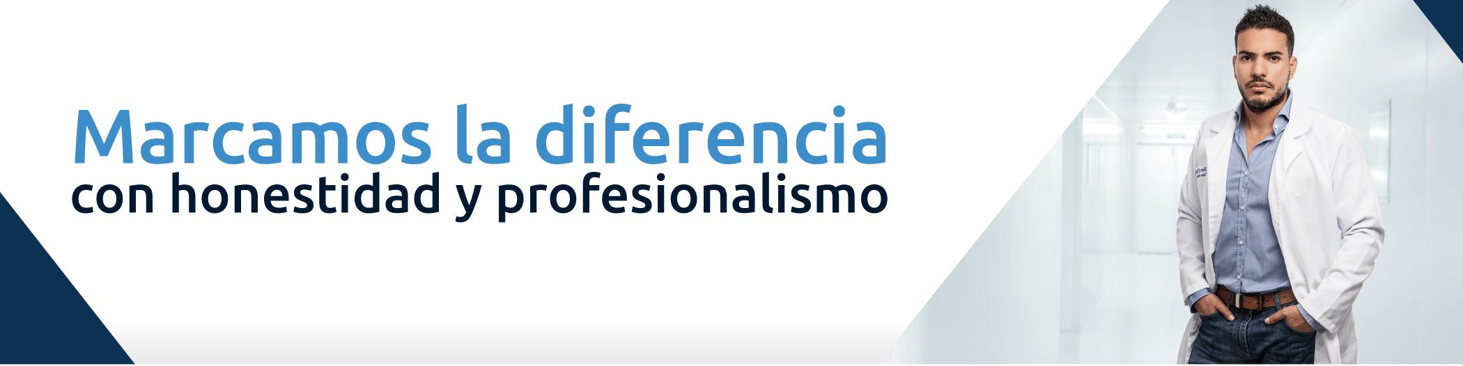 Marcamos la diferencia con honestidad y profesionalismo | CECM Colombia - Dr. Álvaro Hernán Rodriguez