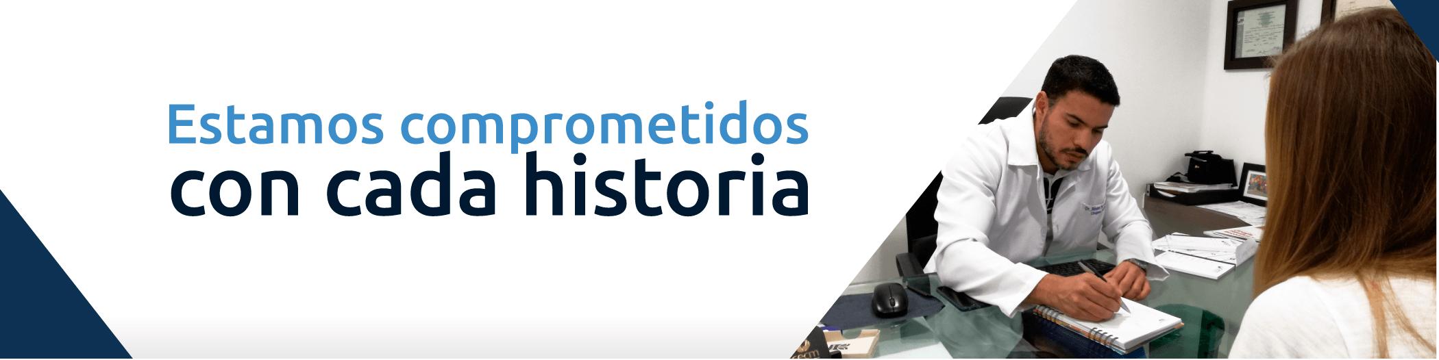 Estamos comprometidos con cada historia | CECM Colombia - Dr. Álvaro Hernán Rodriguez