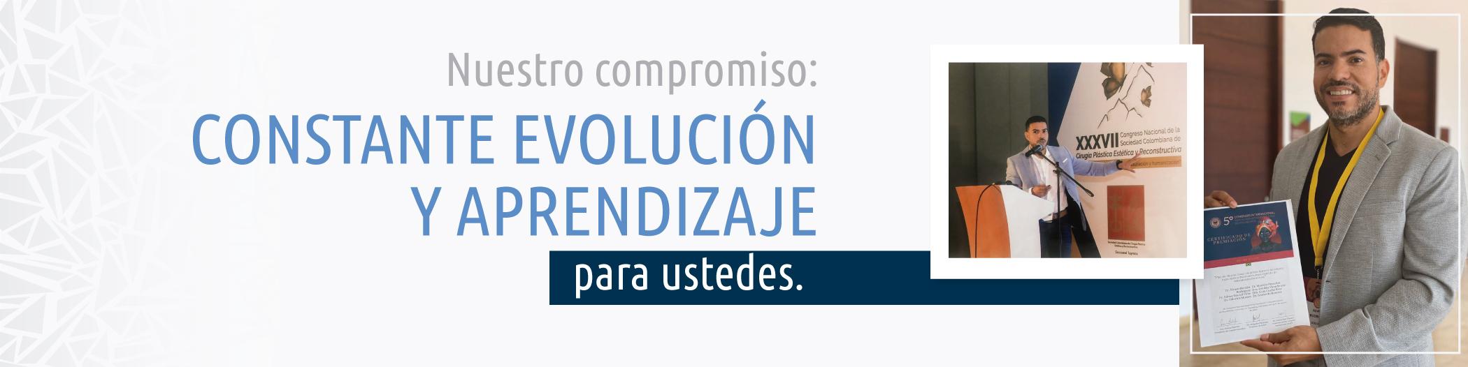 Constante Evolución | CECM Colombia - Dr. Álvaro Hernán Rodriguez
